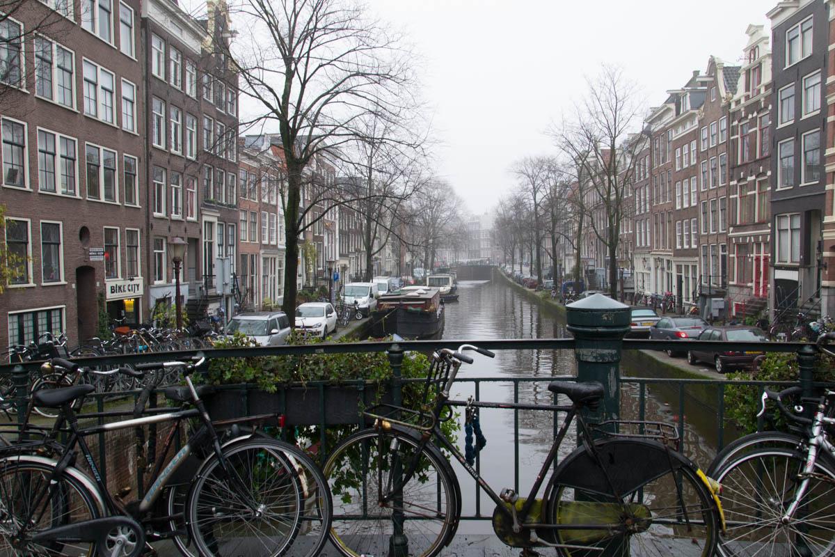 Amsterdam Canal Bikes