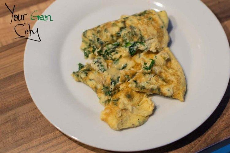 Boerenkool Omelette