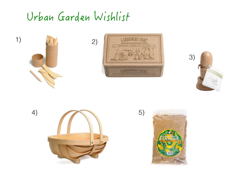 Urban Green Gardening