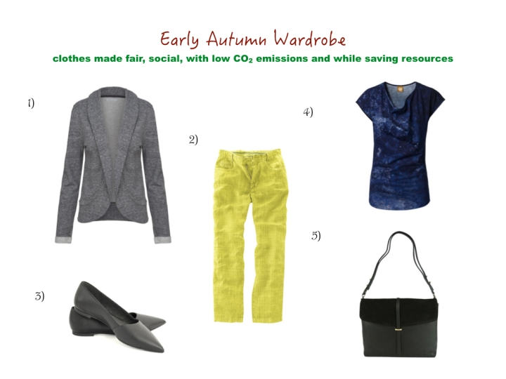 sustainable wardrobe avocadostore